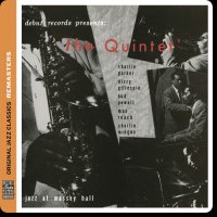 Audio CD Gillespie Parker, Powell, Roach, Mingus. The Quintet Jazz At Massey Hall
