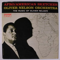 Audio CD Nelson Oliver. Afro/American Sketches