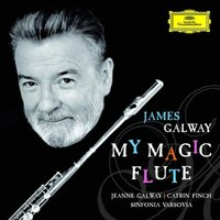 Audio CD James Galway. My Magic Flute
