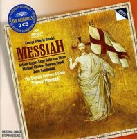 Audio CD Trevor Pinnock. Handel. Messiah