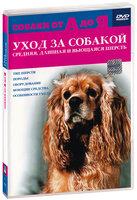 Собаки от А до Я: Уход за собакой. Средняя, длинная и вьющаяся шерсть