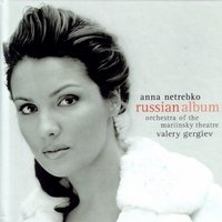 Audio CD Anna Netrebko. The Russian Album