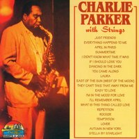 Audio CD Charlie Parker. Charlie Parker With Strings