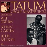 Audio CD Art Tatum. The Tatum Group Masterpieces, Vol.1