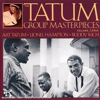 Audio CD Art Tatum. The Tatum Group Masterpieces, Vol.3