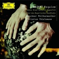 Audio CD Christian Thielemann. Mozart: Requiem in D minor, K.626