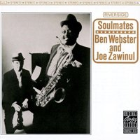 Audio CD Ben Webster. Soulmates