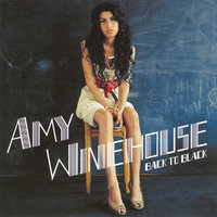 Audio CD Amy Winehouse. Back To Black