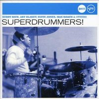 Audio CD Various Artists. Superdrummers! ( Jazz Club )