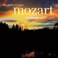 Audio CD Various Artists. The Most Relaxing Mozart Album