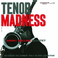 Audio CD Sonny Rollins. Tenor madness