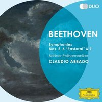 Audio CD Claudio Abbado, Berliner Philharmoniker. Beethoven. Symphonies Nos. 5, 6 & 9