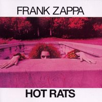 Audio CD Frank Zappa. Hot Rats