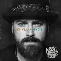 Audio CD Zac Brown Band. Jekyll+Hyde