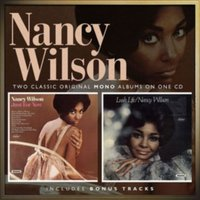 Audio CD Nancy Wilson. Just For Now/ Lush Life