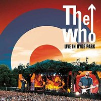 DVD + Audio CD The Who. Live At Hyde Park