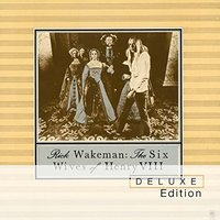 DVD + Audio CD Rick Wakeman. The Six Wives Of Henry VIII (Deluxe)