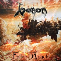 Audio CD Venom. Fallen Angels