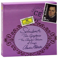 Audio CD Claudio Abbado. Schubert. The Symphonies