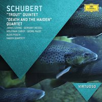 Audio CD Various Artists. Schubert: Trout Quintet; Death And The Maiden