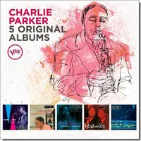 Audio CD Charlie Parker. Original Albums