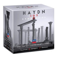 Audio CD Various Artists. Haydn: The Symphonies