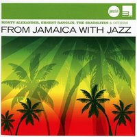 Audio CD Various Artists. From Jamaica With Jazz (Jazz Club)