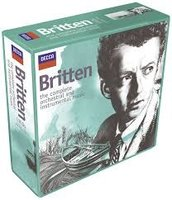 Audio CD Various Artists. Britten: Instrumental