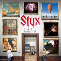 Audio CD Styx. The Collection