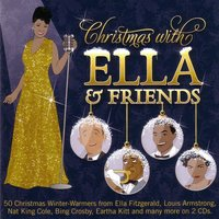Audio CD Сборник. Ella & Friends At Christmas