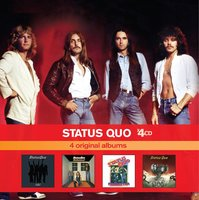 Audio CD Status Quo. x4