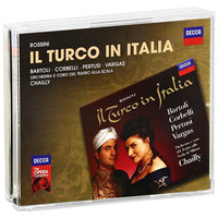 Audio CD Riccardo Chailly. Rossini. Il turco in Italia