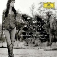 Audio CD Alice Sara Ott, Tchaikovsky, Liszt. First Piano Concertos