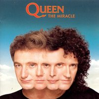 Audio CD Queen. The Miracle