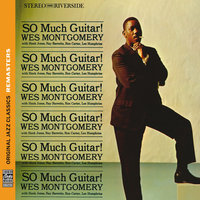 Audio CD Wes Montgomery. So Much Guitar!