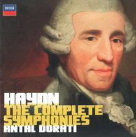 Audio CD Antal Dorati. Haydn: Symphonies Surprise, Military & Clock