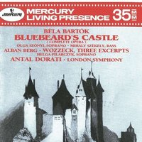 Audio CD London Symphony Orchestra, Antal Dorati. Bartok: Bluebeard's Castle. Berg: Wozzeck