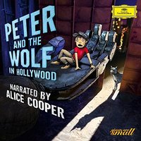 Audio CD Alexander Shelley. Peter And The Wolf In Hollywood