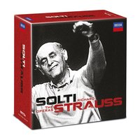 Audio CD Sir Georg Solti. Richard Strauss: The Operas
