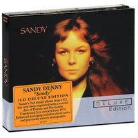 Audio CD Sandy Denny. Sandy (deluxe edition)