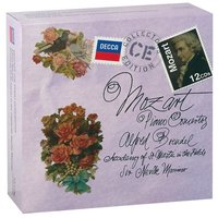 Audio CD Alfred Brendel, Sir Neville Marriner. Mozart. The Piano Concertos. Collectors Edition