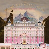 Audio CD O.S.T. The Grand Budapest Hotel / ��������� � ������: ����� ������ ��������