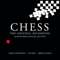 DVD + Audio CD Chess. The Original Recording (deluxe)