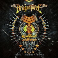 Audio CD DragonForce. Killer Elite: The Hits - The Highs