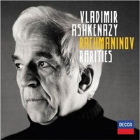 Audio CD Vladimir Ashkenazy. Rachmaninov Rarities