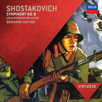Audio CD Concertgebouw Orches. Shostakovich: Symphony No.8