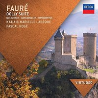 Audio CD Labeque Katia & Marielle. Faure: Dolly Suite; Nocturnes