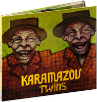 Audio CD Karamazov Twins. Karamazov twins