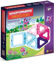 ����� ��������� �����������: Magformers 14 Pastelle set