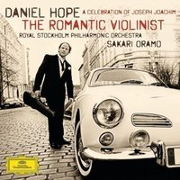 Audio CD Daniel Hope. The Romantic Violinist